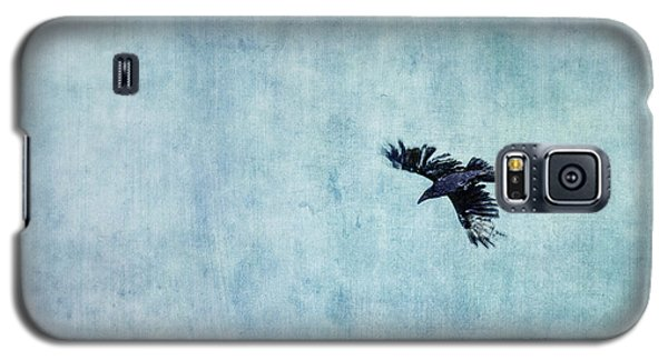 Ravens Flight Galaxy S5 Case by Priska Wettstein