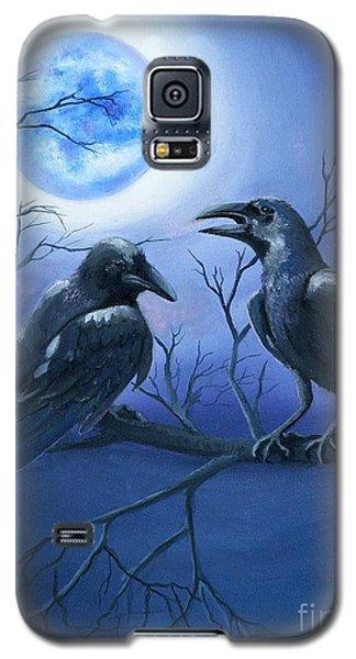 Raven's Moon Galaxy S5 Case