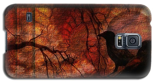 Ravens World Edited Galaxy S5 Case