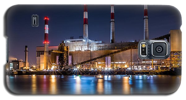 Ravenswood Generating Station Galaxy S5 Case