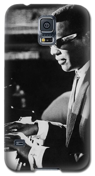 Ray Charles At The Piano Galaxy S5 Case
