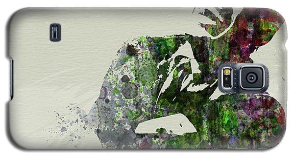 Ray Charles Galaxy S5 Case by Naxart Studio