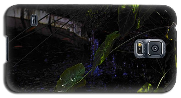 Galaxy S5 Case featuring the photograph Ray Of Hope by Silke Brubaker