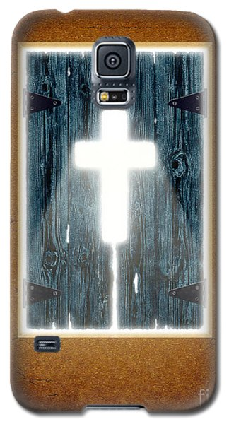 Galaxy S5 Case featuring the digital art Ray Of Light by Cristophers Dream Artistry