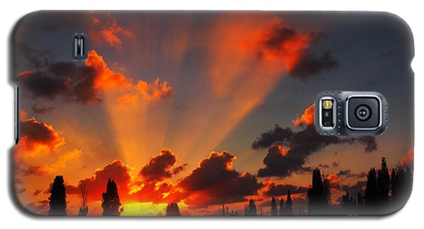 Rays Of Hope 02 Galaxy S5 Case