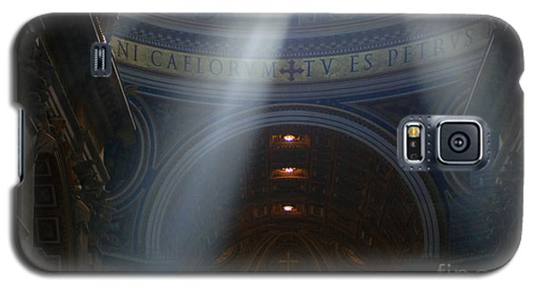 Rays Of Hope St. Peter's Basillica Italy  Galaxy S5 Case