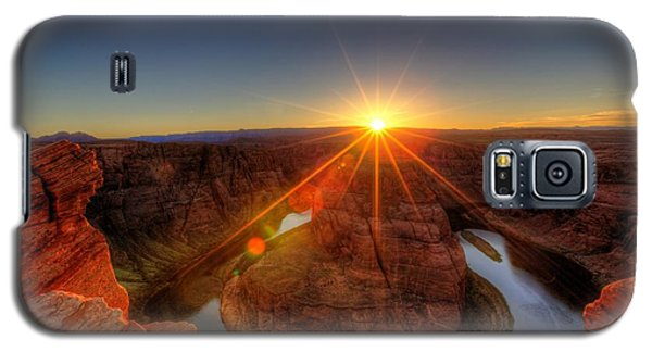 Rays Of Sunshine Galaxy S5 Case by Dave Files