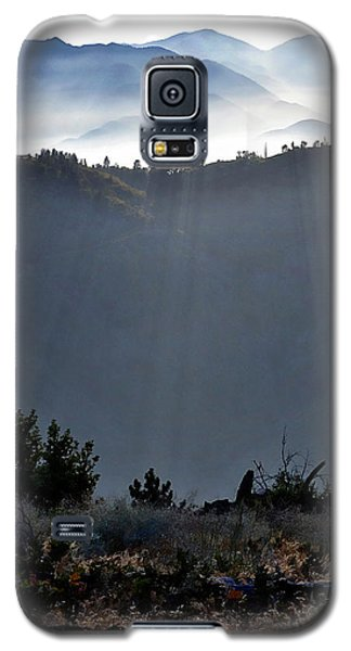 Rays Galaxy S5 Case by Randal Bruck