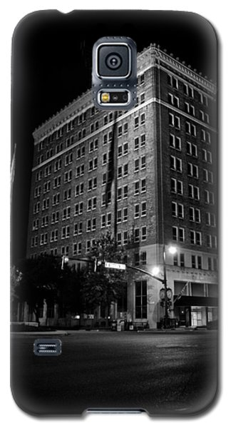 Rbc Bank Building In T-town Galaxy S5 Case