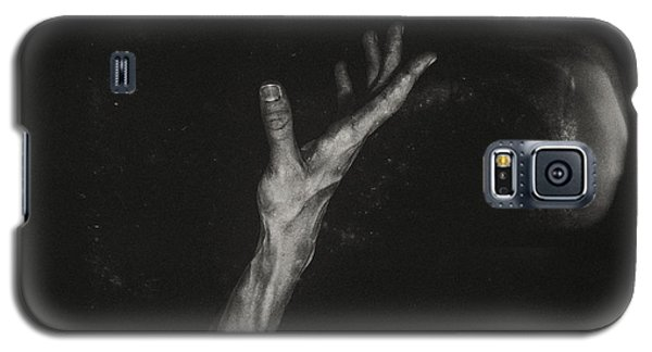 Galaxy S5 Case featuring the photograph Reach by James Bethanis