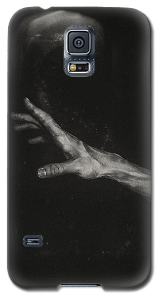 Galaxy S5 Case featuring the photograph Reach No.2 by James Bethanis