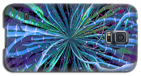 Galaxy S5 Case featuring the photograph Reach Of The Bamboo Forest by Ann Johndro-Collins