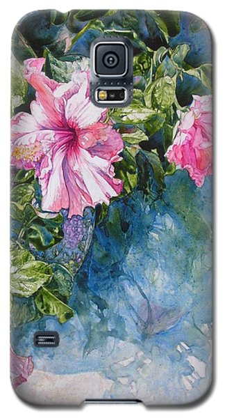 Reaching For Pretty Pink Galaxy S5 Case