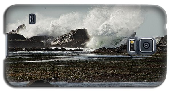 Galaxy S5 Case featuring the photograph Reaching For The Sky by Dave Files