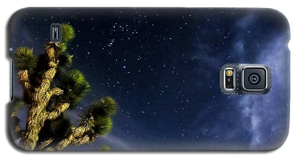 Galaxy S5 Case featuring the photograph Reaching For The Stars by Angela J Wright