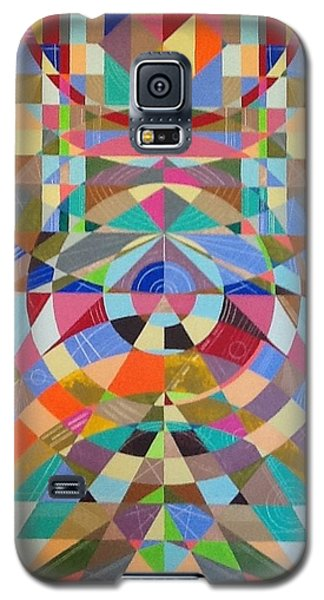 Reaching  Galaxy S5 Case by Hang Ho