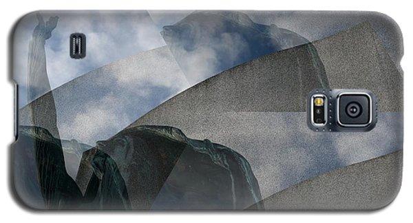 Reaching Heaven Galaxy S5 Case