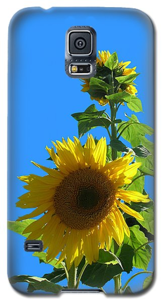 Galaxy S5 Case featuring the photograph Reaching To The Sky by Bonnie Muir