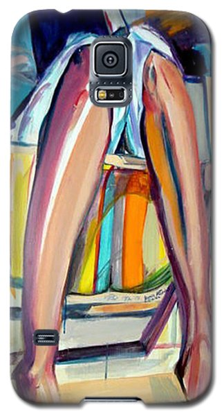 Read On Galaxy S5 Case by Ecinja Art Works