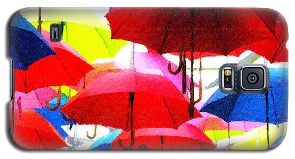 Ready For Rain Galaxy S5 Case by Lynne Jenkins