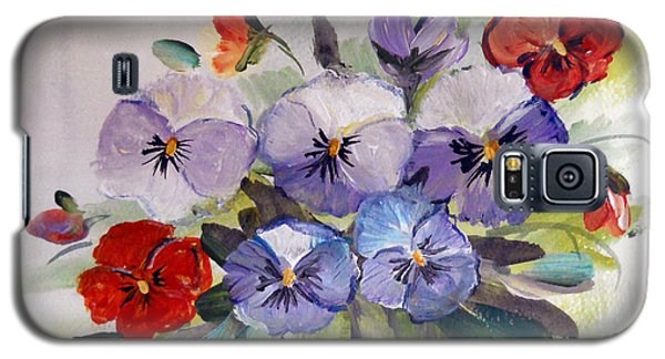 Ready For Spring Galaxy S5 Case by Dorothy Maier