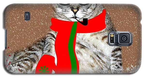 Ready For Winter Galaxy S5 Case by Barbara S Nickerson