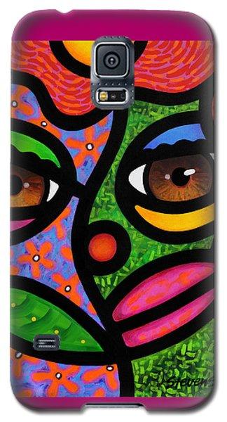 Ready To Blossom Galaxy S5 Case