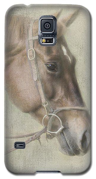 Ready To Ride Galaxy S5 Case by Linda Blair