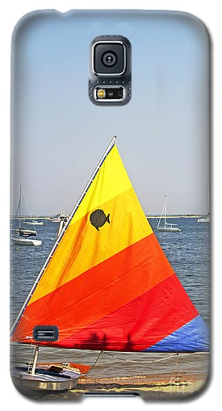 Galaxy S5 Case featuring the photograph Ready To Sail by Sebastian Mathews Szewczyk