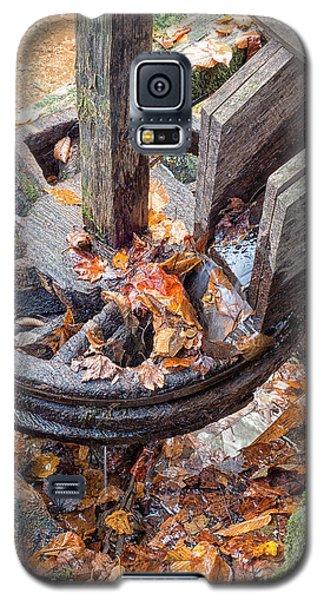 Reagan Mill Tub Wheel Galaxy S5 Case