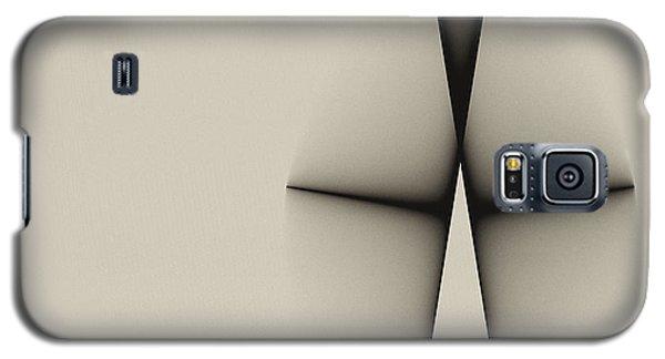 Rear View Galaxy S5 Case by GJ Blackman