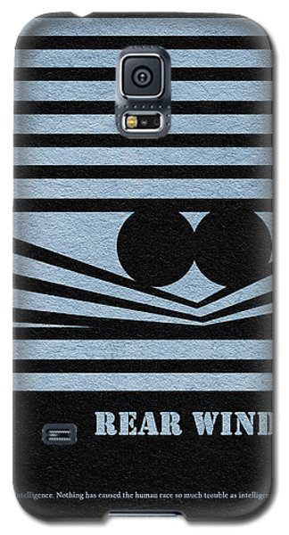 Rear Window Galaxy S5 Case by Ayse Deniz
