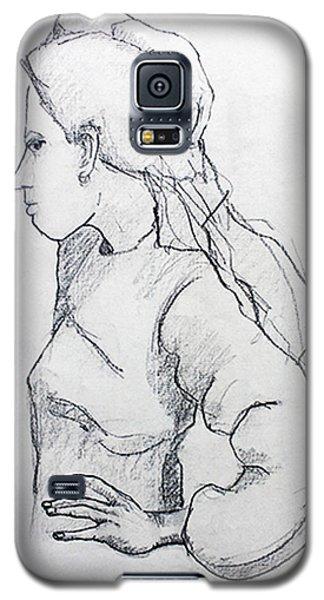 Rebecca Galaxy S5 Case