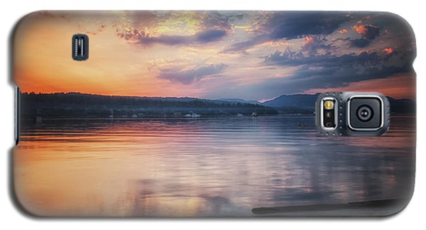 Rebecca Spit Reflections Galaxy S5 Case