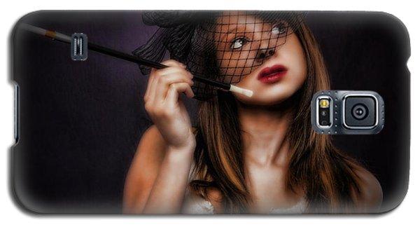 Galaxy S5 Case featuring the photograph Recalling Memories ... by Chuck Caramella