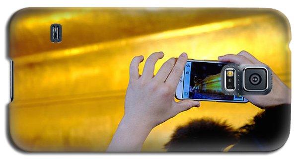 Reclining Buddha Galaxy S5 Case