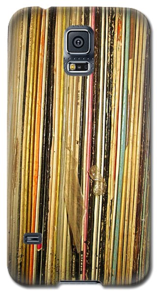 Records Galaxy S5 Case