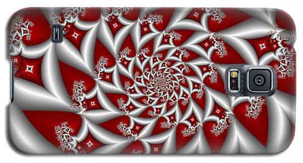 Red An Gray Galaxy S5 Case