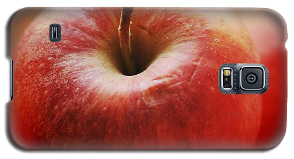 Food And Beverage Galaxy S5 Case - Red Apple by Matthias Hauser