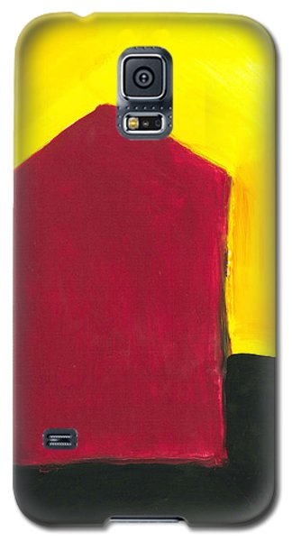 Red Arthouse Galaxy S5 Case