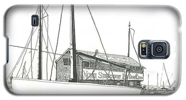 Red Bank Boat Club Galaxy S5 Case