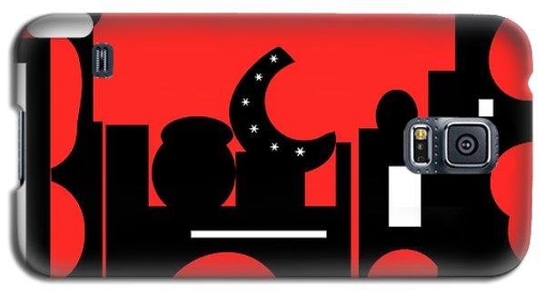 Red Bazaar Galaxy S5 Case