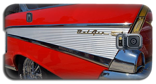 Red Belair Fins Galaxy S5 Case
