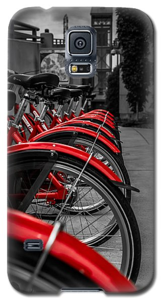Red Bicycles Galaxy S5 Case