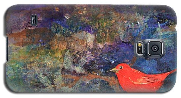 Red Bird Galaxy S5 Case