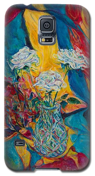 Red Blue Yellow Galaxy S5 Case