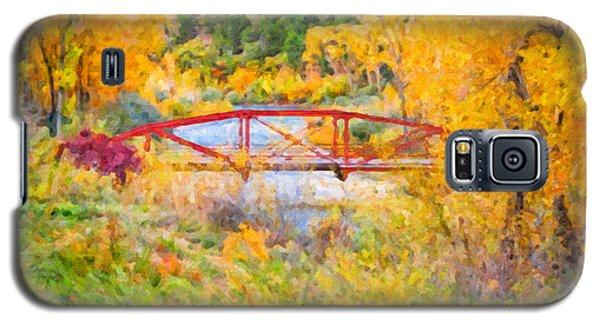 Red Bridge Galaxy S5 Case
