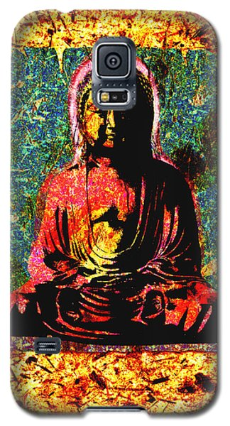 Red Buddha Galaxy S5 Case