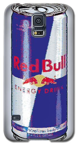 Red Bull Ode To Andy Warhol Galaxy S5 Case