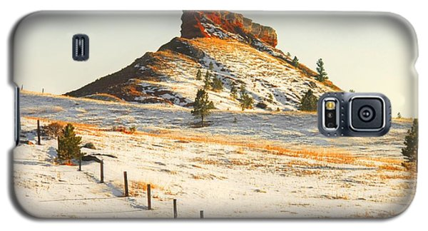 Red Butte Galaxy S5 Case